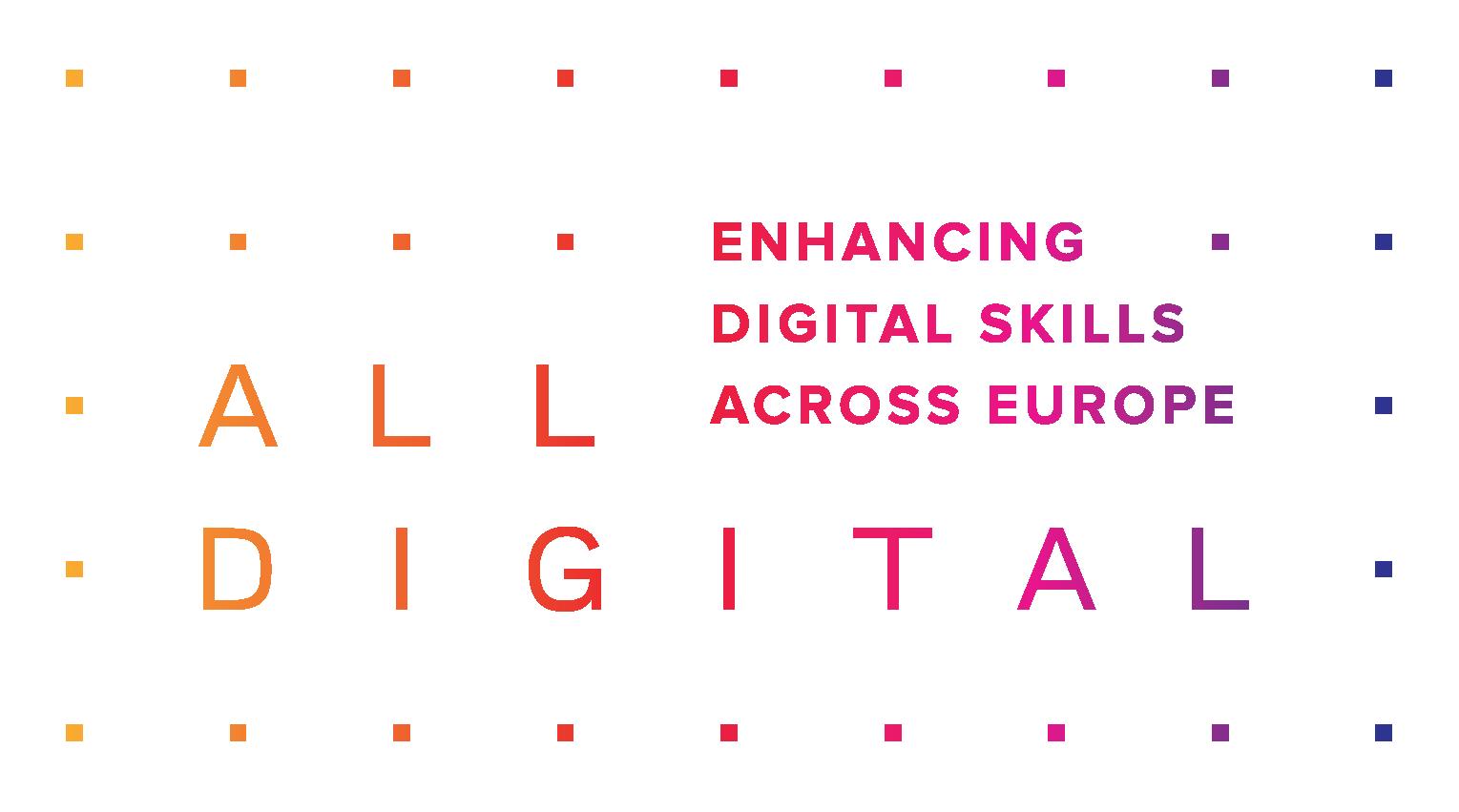 All Digital Logo